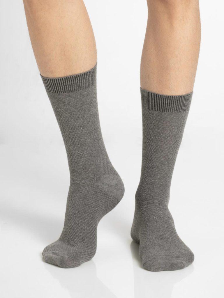 calf length socks