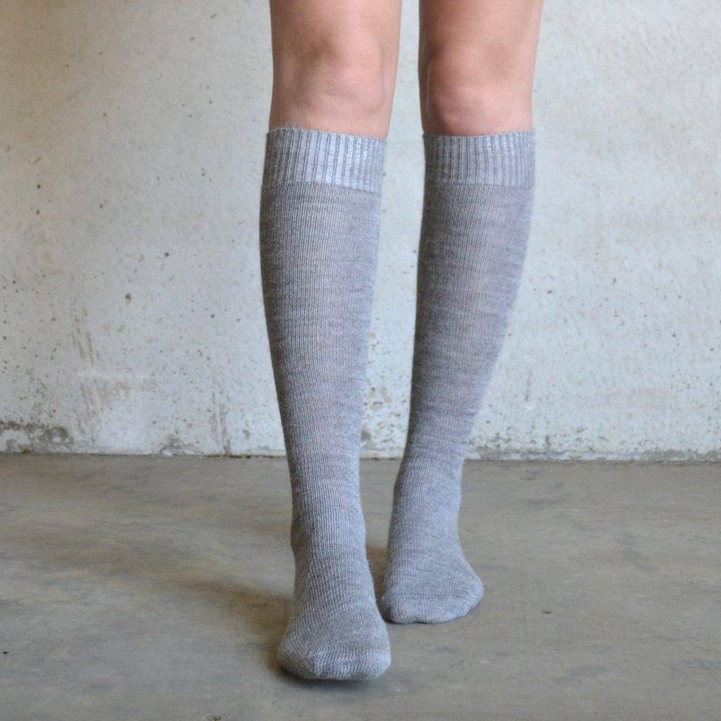knee high long socks