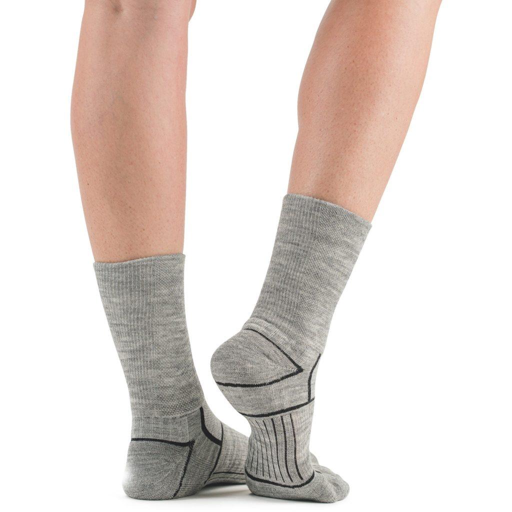 micro crew socks