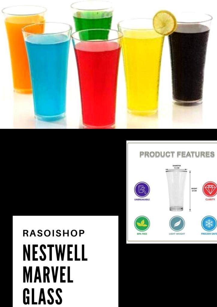nestwell marvel glass