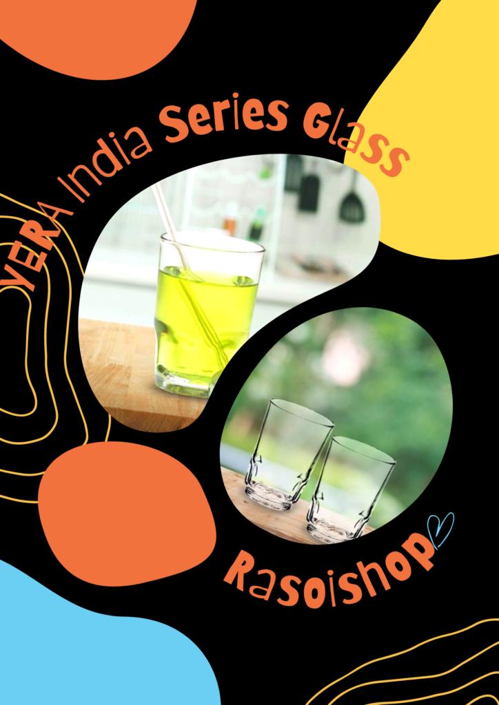 yera india series glass