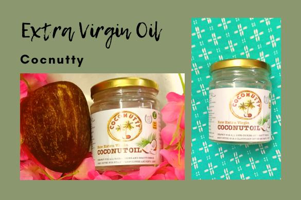 extra virgin hair oil