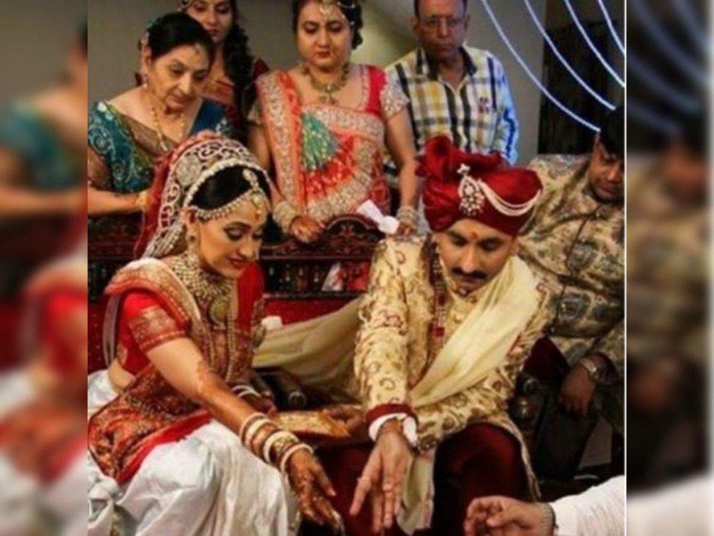 mayur padia family