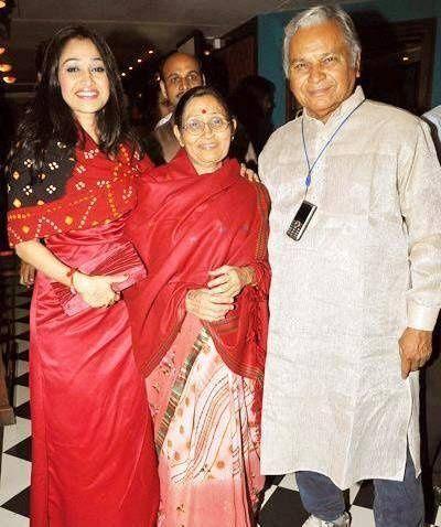 mayur padia family photo