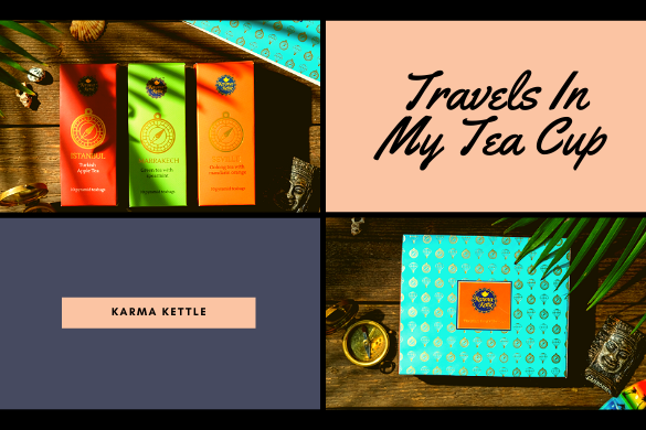 travels in my teacup