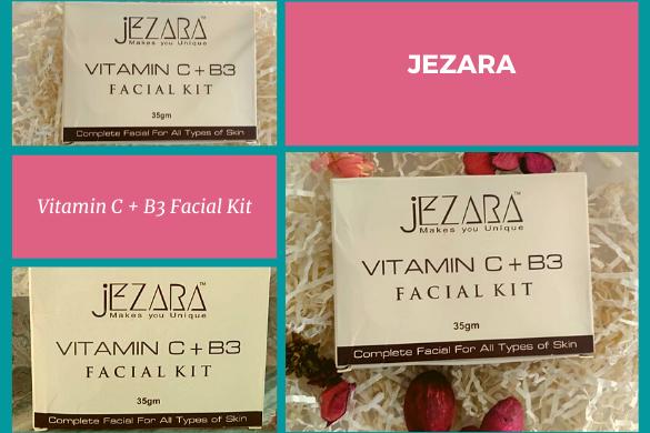 vitamin c b3 facial kit