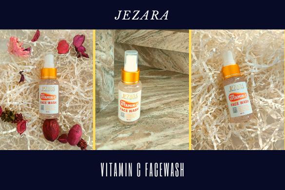 vitamin c facewash